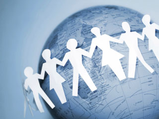 細胞が人を構成し、人が社会を構成し、社会が世界を作り上げている!