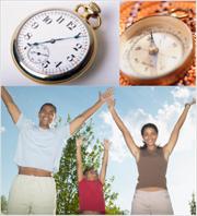 時計と羅針盤と感情