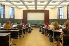 大学の講義は本当に面白いのがたくさんあった。